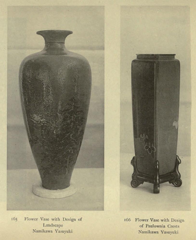Namikawa yasuyuki japan british 1910 exposition works reviewsmspy